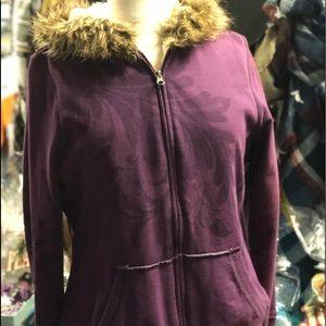 Mossimo Zip up Sweater